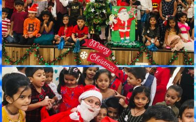 Christmas Party-Pre Primary