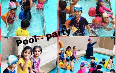 PRE PRIMARY POOL PARTY THEME- CARNIVAL (2018-19)