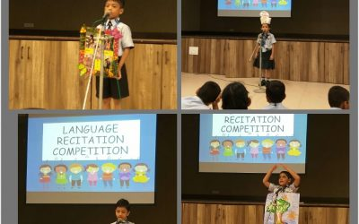 Language Recitation Competition