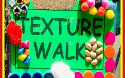 Texture walk