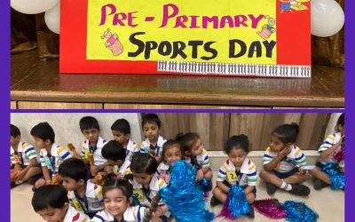 Annual Sports Day (Pre Primary)