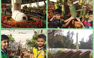 Visit to Flower Exhibition at Byculla Zoo