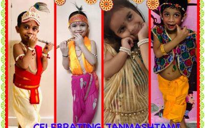 Janmashtami Celebrations – Pre Primary Section