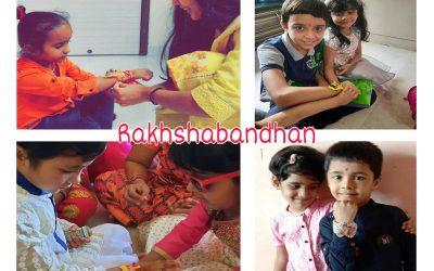 Pre Primary Section – Raksha Bandhan