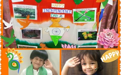 Independence Day Celebration – Pre Primary Section
