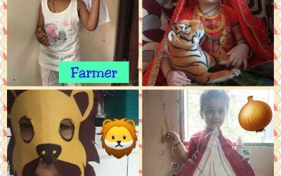 Nursery – A Fancy Dress Day